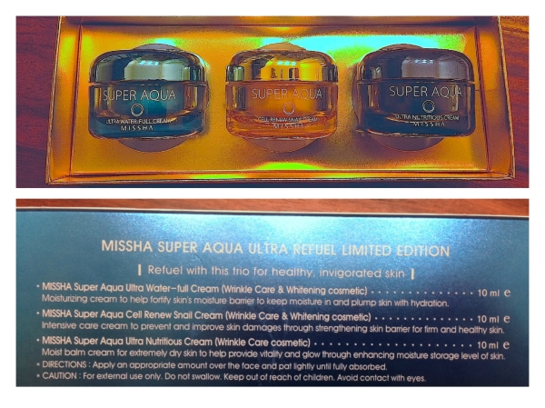 MS Super Aqua Ultra Refuel Limited Edition info 1
