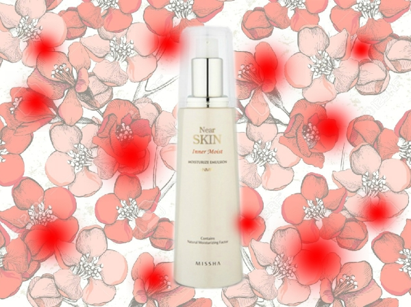 Missha near skin emulsion