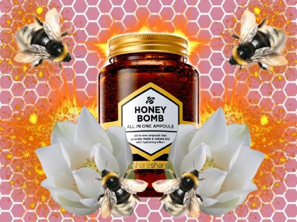 shara share honey bomb